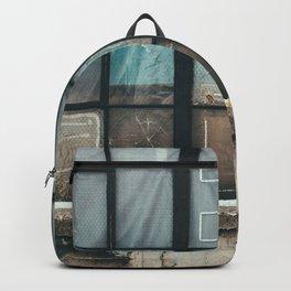 Dirty Windows Backpack