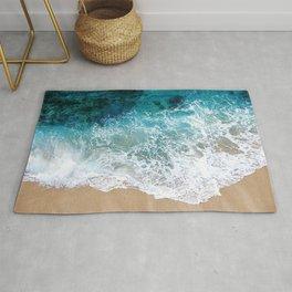 Ocean Waves I Rug