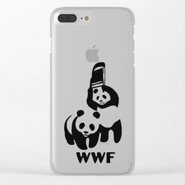 WWF Clear iPhone Case