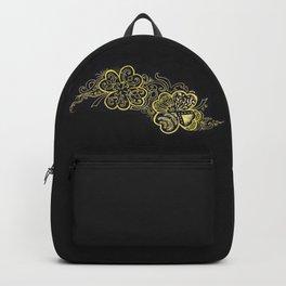 Four-leaf clover Backpack