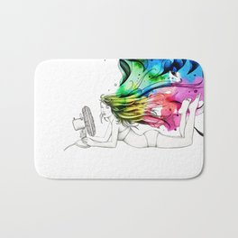 #16 - ventilatore (colore) Bath Mat
