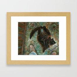 Mo! Framed Art Print