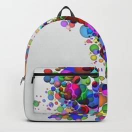 Colorful Spheres Backpack