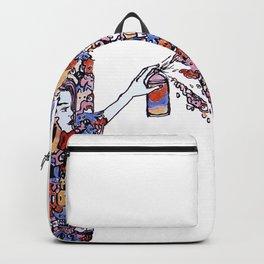 graffiti soul Backpack