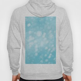 Turquoise Ombre Hoody