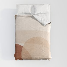 Abstract Minimal Shapes 16 Comforters