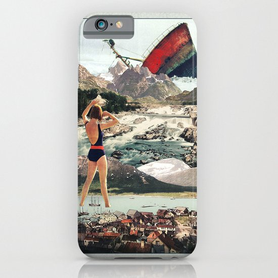 The Wreck iPhone & iPod Case