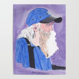 A Tennessee Farmer, My Silent Hero Poster