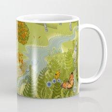 Magic Green Forest Mug