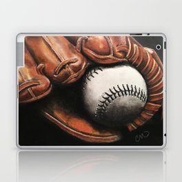 Baseball and Glove Laptop & iPad Skin