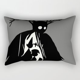 Over the Garden Wall Rectangular Pillow