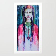 Lightbringer Art Print