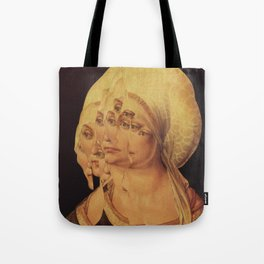 Another Portrait Disaster · mit Albrecht Tote Bag