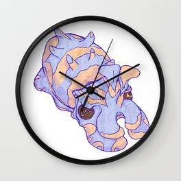 Flamboyant Cuttlefish II Wall Clock
