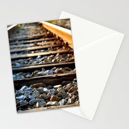 road to nowhere Stationery Cards