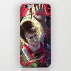 Difference is not a Disorder iPhone & iPod Skin