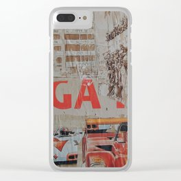 Tribute to Targa Florio Clear iPhone Case