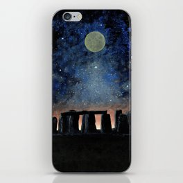 Stonehenge iPhone Skin