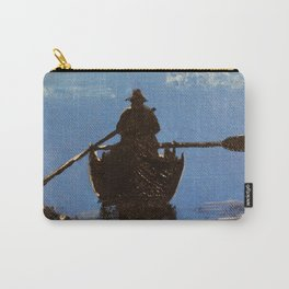 A fisherman Carry-All Pouch