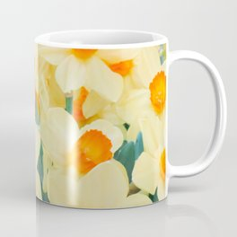 Yellow Narcisscus 4 Coffee Mug