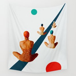 summer is ending Wall Tapestry