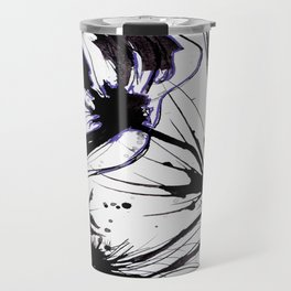 Nanquim Posca Purple Travel Mug