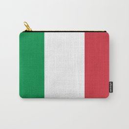 Flag of Italy Carry-All Pouch