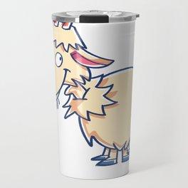 Goat Silly Travel Mug