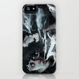 Out iPhone Case