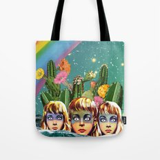Future Islands Tote Bag