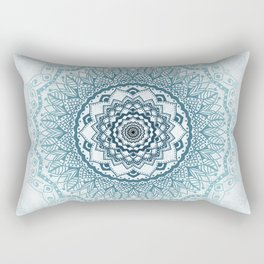 Frankfurter Mandala Rectangular Pillow
