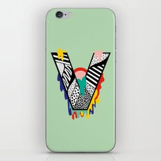 V for …. iPhone & iPod Skin