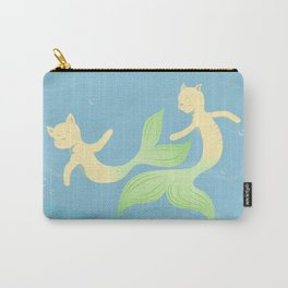 Purrrmaids Carry-All Pouch