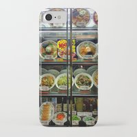 ramen iPhone & iPod Cases featuring Ramen choices. by Oyl Miller