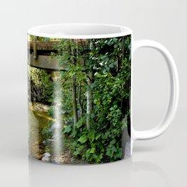 Bridge Over Fall Creek at Vallecito Coffee Mug