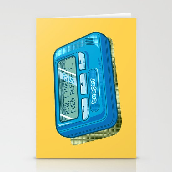 Text Hipster Stationery Cards