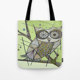 Sleeping's For The Birds! Tote Bag