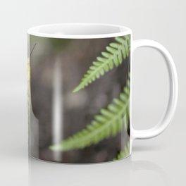 Yellow grasshopper Coffee Mug