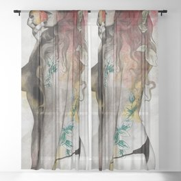 Koi No Yokan Sheer Curtain