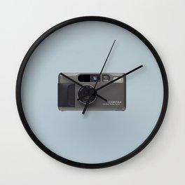 Contax T2 Wall Clock