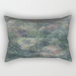 Abstract 201 Rectangular Pillow