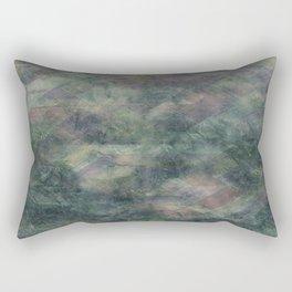 Abstract 201 Rectangular Pillow
