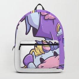 Long Jump Sport Unicorn Athletics Backpack
