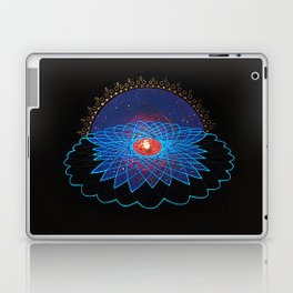Loving Kindness Meditation Print Laptop & iPad Skin