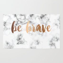 Be Brave Marble 045 Rug