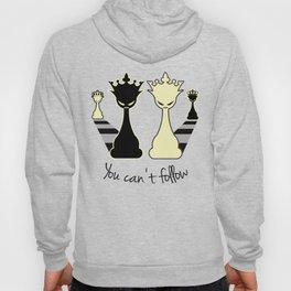 Chess Game Women Power - Feminism Hoody