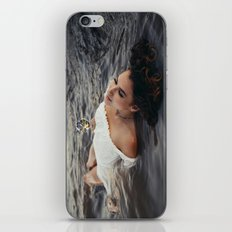 floating light iPhone & iPod Skin