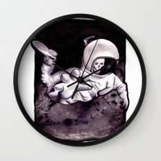 Bastard Sons In Space Wall Clock