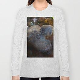 Charlie the Orangutang Long Sleeve T-shirt