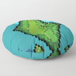 Sims Plumbob Floor Pillow